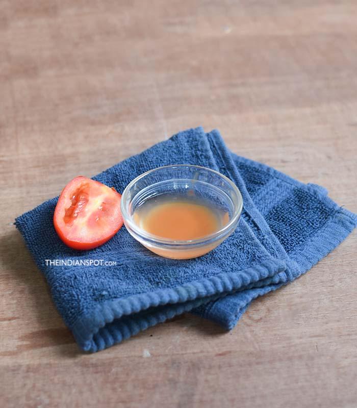 Lightening Tomato Cleanser