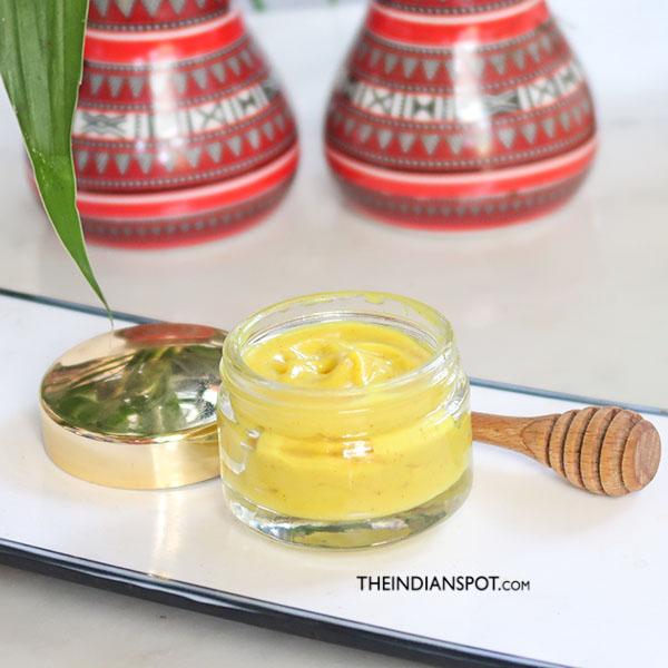 Smooth Skin with Honey Moisturizer