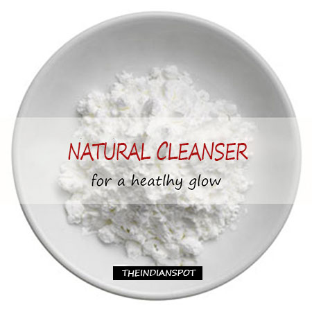 DIY Baking Soda Face Cleanser