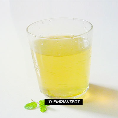 Shrink Pimple Naturally with Mint