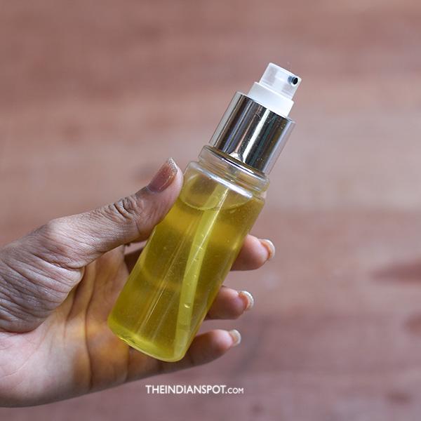 Skin Whitening and brightening - Vitamin C Toner/ Mist