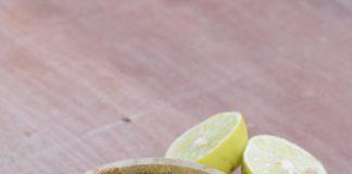 Natural Lemon Foot Scrub