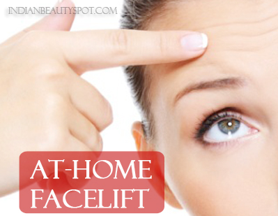 Wrinkle Treatment - Face Lift at home