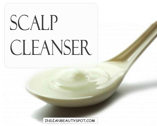 NATURAL SCALP CLEANSER