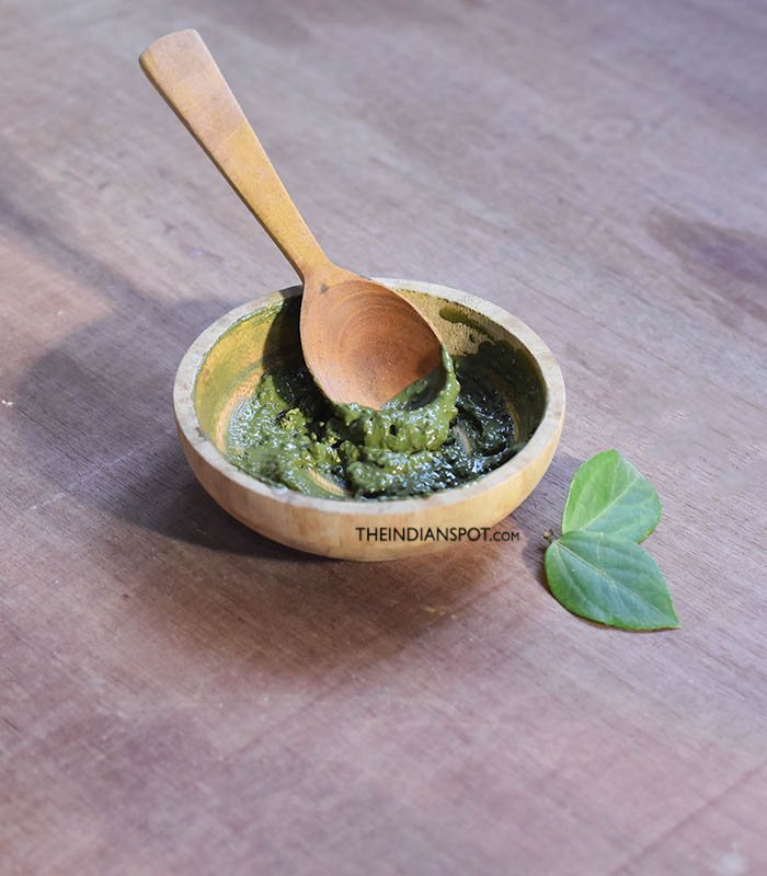 Ayurveda Face Mask for a clean and clear skin