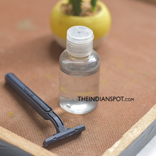 Peppermint Natural After Shave Lotion