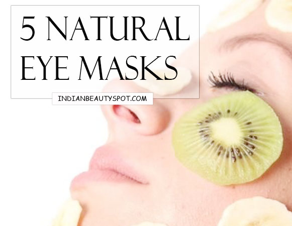 Eye Masks For Dark Circles And Puffy Eyes The Indian Spot