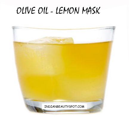 Olive Oil and Lemon Juice