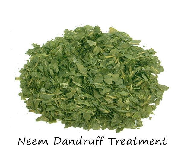 home remedy dandruff - Neem Dandruff Mask
