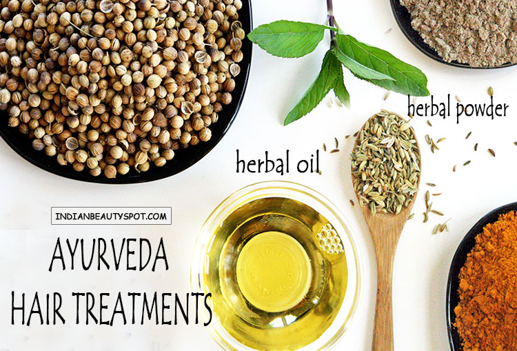 Ayurvedic Remedies For Hair Growth and Hair Loss - THE INDIAN SPOT
