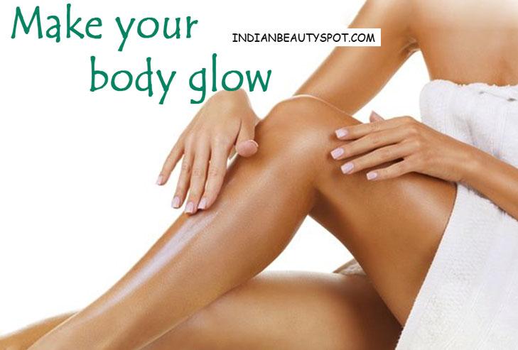 Make your body glow