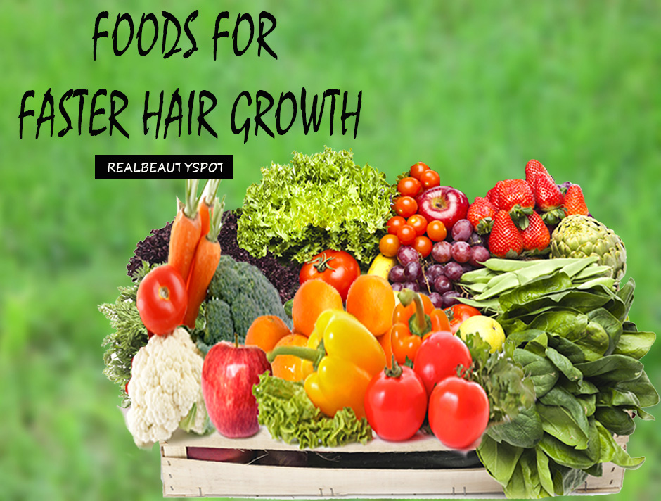 Best natural food for hair regrowth