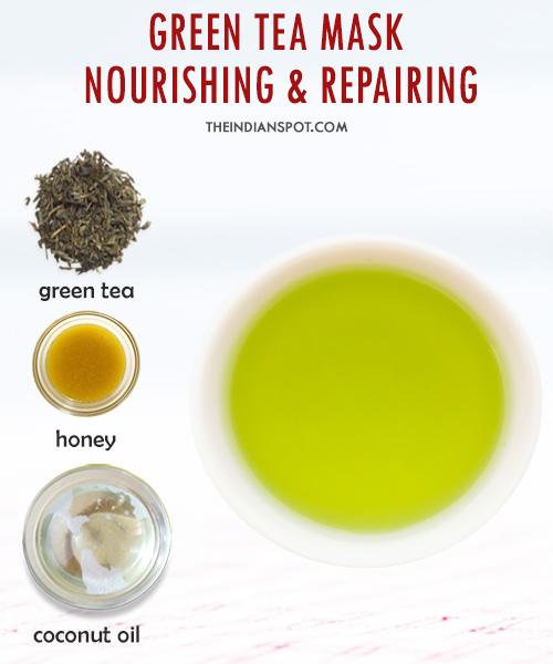 Green tea Hair Conditioner