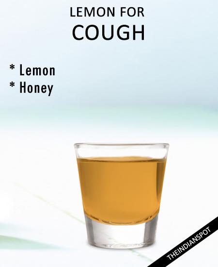 Lemon Cough Remedy
