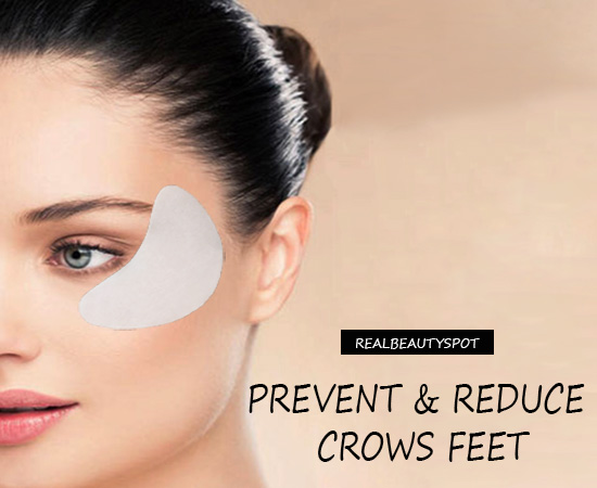 How to Prevent and reduce Crows Feet