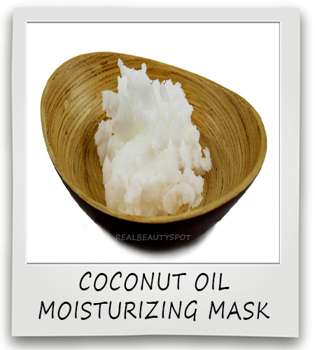 Coconut oil Moisturizing Face Mask
