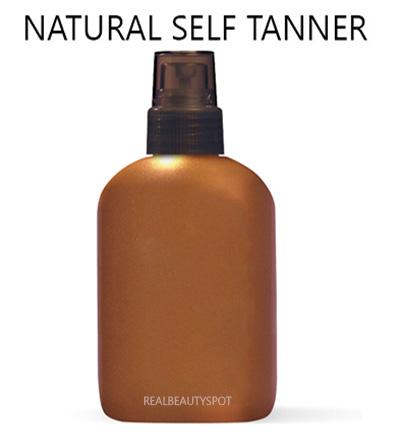 Black Tea Natural Self Tanner