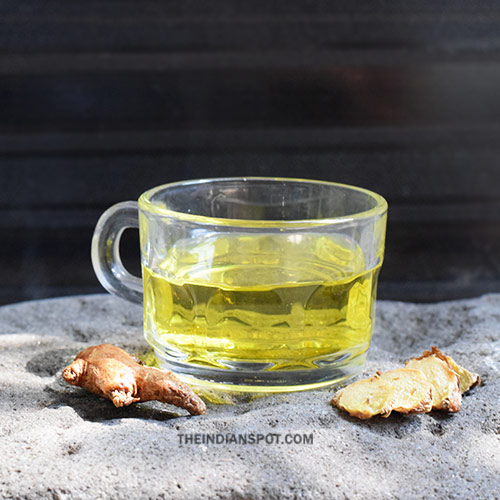 NATURAL HERBAL REMEDIES USING GINGER AND GINGER TEA