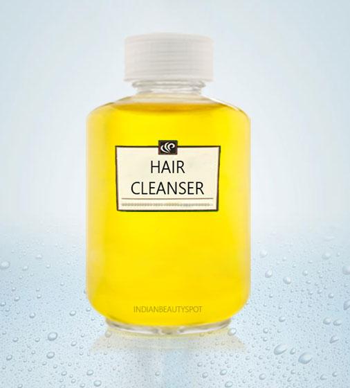 Essential oils Deep Cleansing Shampoo for hair growth