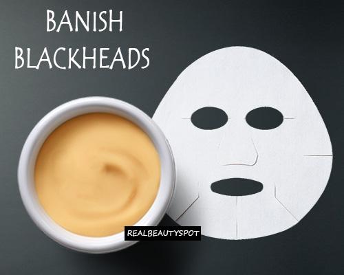 Best 5 Homemade facial masks for Blackheads