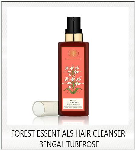 Forest essentials Hair Cleanser Bengal Tuberose