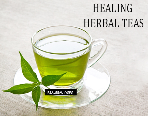 Healthy herbal teas and their benefits