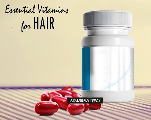 Essential Vitamins for Hair