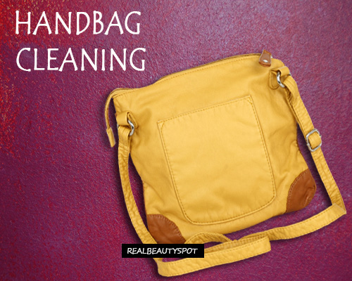 Exterior Cleaning The Daily Wear And Tear Aculates Dirt On Our Handbags Giving It A Shabby Nasty Look Leather Bags Tend To Dirty Due