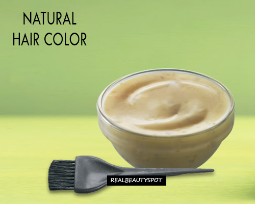 Color your hair naturally with easy homemade recipes - THE INDIAN SPOT