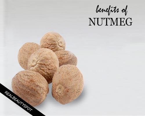 Amazing Health Benefits of Nutmeg