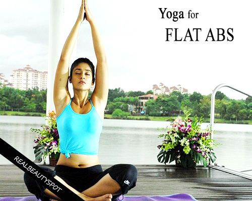 The 15 Minute Yoga For Flat Abs