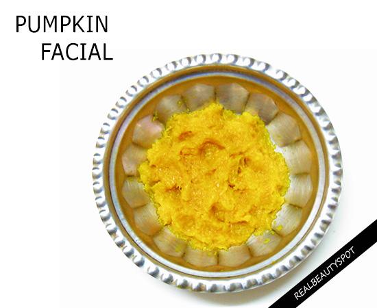 DIY Pumpkin Facial to Look Luminous Naturally