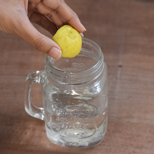 Spicy Indian Lemonade Recipe