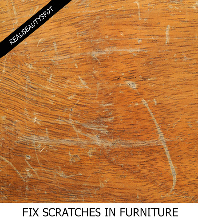 How To Fix Scratches On Wood Furniture Theindianspot