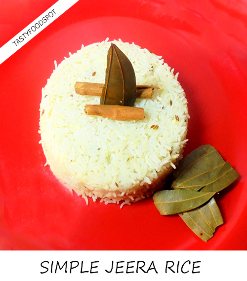 Simple and easy Jeera Rice Recipe