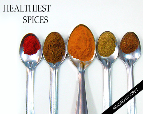 SUPER SPICES TO IMPROVE YOUR HEALTH