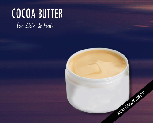 Benefits of Cocoa Butter for Skin and Hair