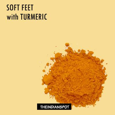 Easy ways to Soften Dry Rough Feet
