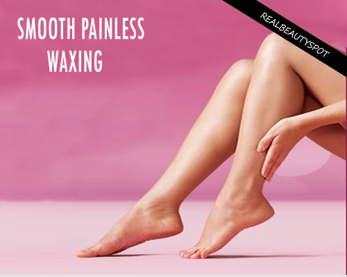 10 WAYS TO SMOOTH AND PAINLESS WAXING