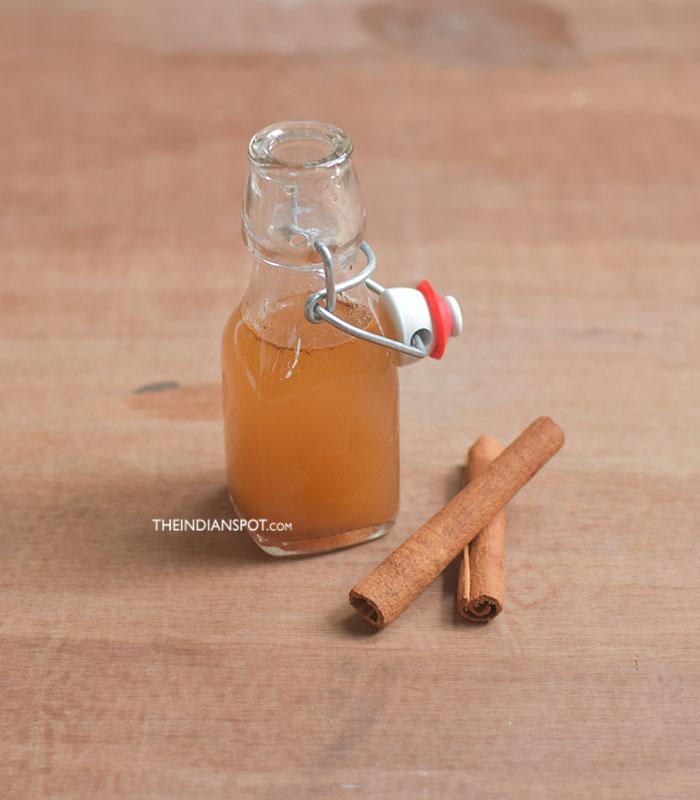 DIY Cinnamon Mouth Wash: Say 'Good Bye