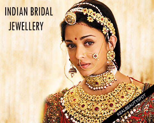 Diffe Types Of Indian Bridal Jewellery