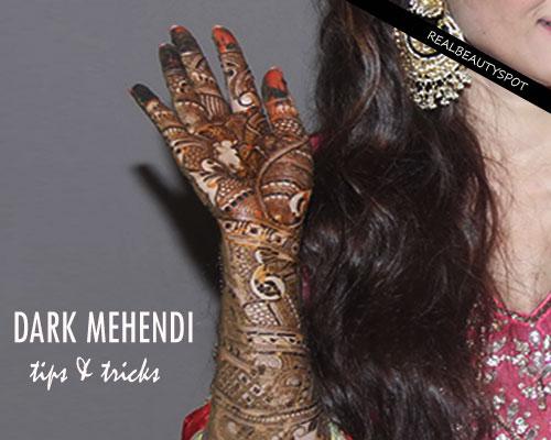 Mehndi Henna Lemon : How to get dark mehendi tips and tricks theindianspot