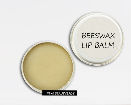 Easy homemade DIY coconut and beeswax