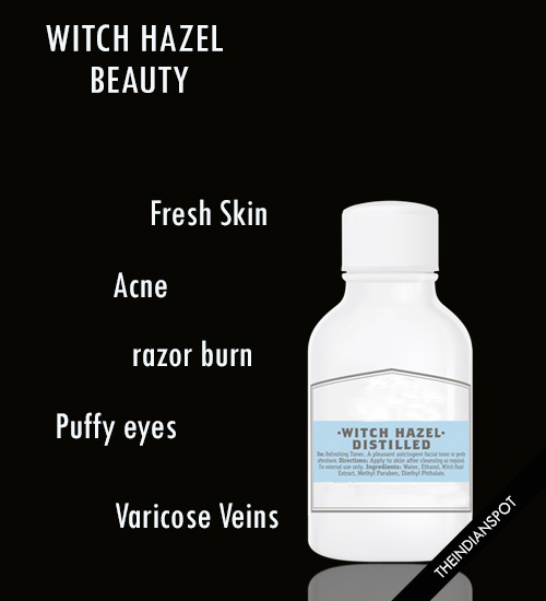 ways to use Witch Hazel in your beauty Routine