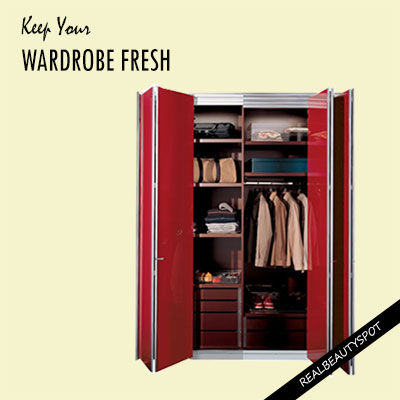 How To Keep Your Wardrobe Fresh