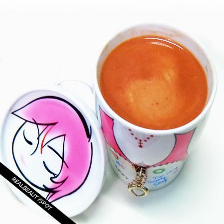 DELICIOUS NUTELLA COFFEE RECIPE