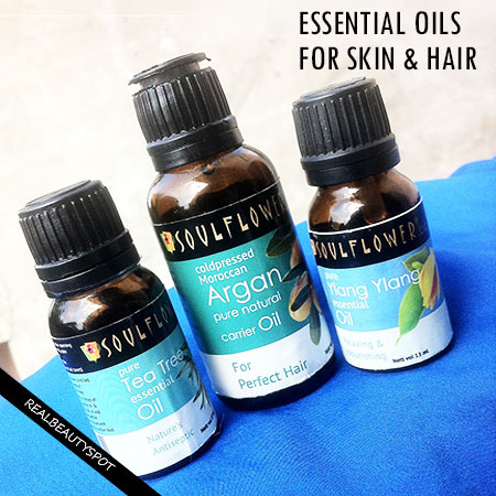 HOW ESSENTIAL OILS CAN IMPROVE SKIN AND HAIR TEXTURE
