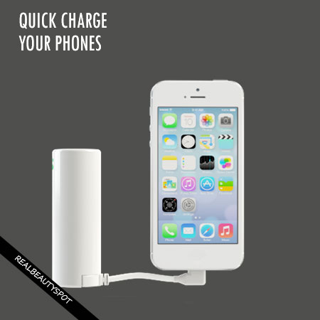 SMART WAY FOR QUICK CHARGE YOUR PHONES