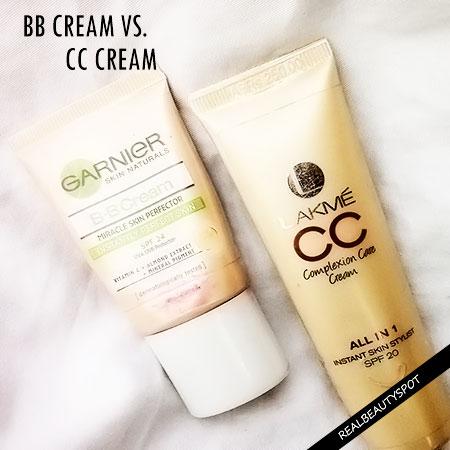 BB CREAM VS. CC CREAM