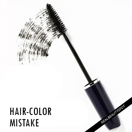 FIVE MISTAKES TO AVOID WHILE COLORING YOUR HAIR AT HOME